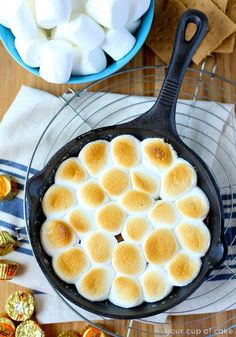 Reese's S'mores Dip