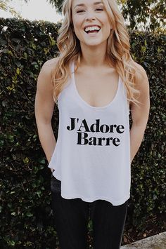 6f5b470c67910 Barre Ballet tank pure fitness method you will feel glamorously super soft  in this eco cotton