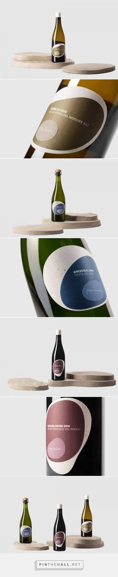 label / Pepe Raventós Natural Wines by Mucho