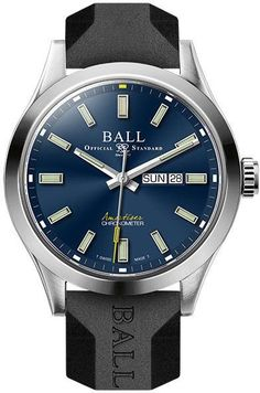 Ball Watch Company Engineer III Endurance 1917 Classic Limited Edition Watch available to buy online from with free UK delivery. Luxury Watches, Rolex Watches, Watches For Men, Best Looking Watches, Limited Edition Watches, Watch Companies, Mechanical Watch, Baselworld 2017, Omega Watch