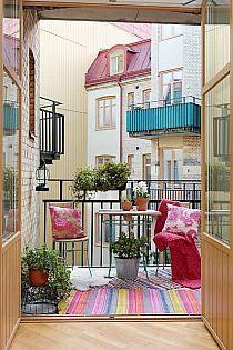 Balkon na Stylowi.pl