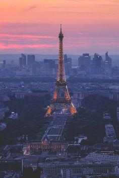 Another view of the Eiffel Tower Paris 3, Paris Love, Paris City, Paris France, Places To Travel, Places To Go, Live Love Life, Paris Attack, Night City