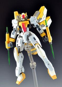 GUNDAM GUY: 1/144 Artemie w/ GN-Sting - Custom Build