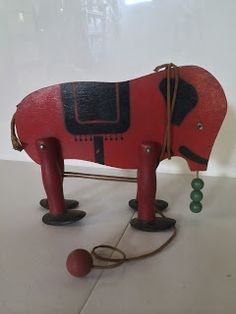 Something and Hustler antique toys