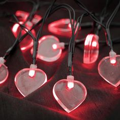 Heart Shaped Lights | Poundland Dance 2015, Love Fairy, Valentines Day Hearts, Fairy Lights, Heart Shapes, Shops, Student, Christmas, Xmas