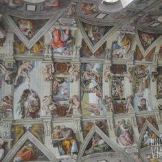 Guía para viajar al Vaticano y que ver en el Vaticano - Universo Viajero Painting, Travel, Wanderlust, Sistine Chapel, Vatican City, European Travel, Viajes, Painting Art, Paintings