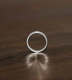 Wide Men's Sterling Silver Band | A men's wedding band that's sturdy, masculine and not bulky? Y... | Rings