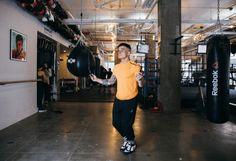 13 Boxing-Inspired Cardio Moves to Get You in Serious Shape