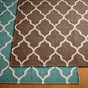 $139 for a runner---Tile Rug- The Company Store 2x3' $39.00