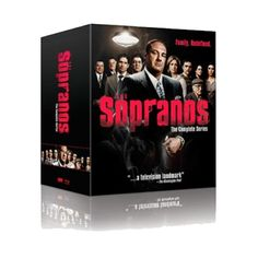 The Sopranos: The Complete Series (Blu-ray + Digital)