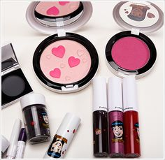 MAC Archie's Girls Collection Photos & Swatches (Preview)
