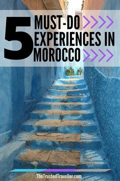 Seek the Blues in Chefchaouen - 5 Must-Do Experiences in Morocco - The Trusted Traveller Visit Morocco, Morocco Travel, Africa Travel, Places To Travel, Travel Destinations, Places To Go, Travel Guides, Travel Tips, Chefchaouen