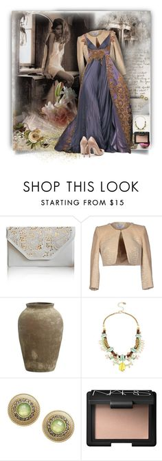 """""""Zuhair Murad"""" by wildnature ❤ liked on Polyvore featuring Liucia Japan, Zuhair Murad, Crate and Barrel, Betsey Johnson, Monsoon, NARS Cosmetics and Rupert Sanderson"""