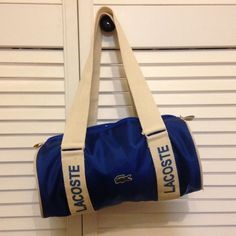 Small Lacoste bag Very good condition. Lacoste Bags