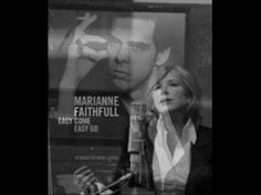Marianne Faithful and Nick Cave? It's almost too wonderful...