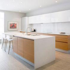 Modern Kitchen by Gibeault Design