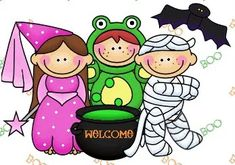 Archivo de álbumes Theme Halloween, Halloween Clipart, Halloween Activities, Holiday Activities, Cute Halloween, Writing Activities, Holidays Halloween, Halloween Pumpkins, Preschool Activities