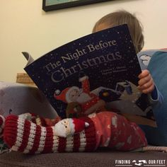 The Night Before Christmas & board book, Jingle Jingle Little Reindeer | Parragon books | findingourfeet.co.uk