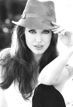Angelina Jolie... Seriously?!