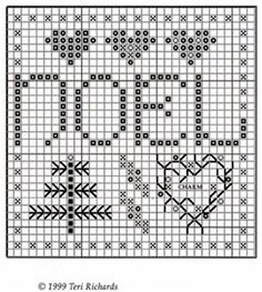 Brilliant Cross Stitch Embroidery Tips Ideas. Mesmerizing Cross Stitch Embroidery Tips Ideas. Cross Stitch Freebies, Counted Cross Stitch Patterns, Cross Stitch Charts, Cross Stitch Designs, Cross Stitch Embroidery, Embroidery Patterns, Hand Embroidery, Cross Stitch Christmas Ornaments, Christmas Cross