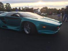 #vector #supercar #supercarsunday #sunrise #carsandcoffee #losangeles #california #classicsofinstagram #carsofinstagram