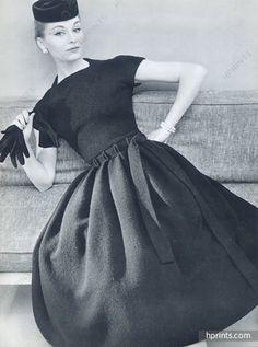 Christian Dior 1956 Philippe Pottier