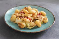 Gnocchi et fondue de poireau | AdèlePomme