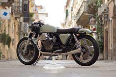 Moto Guzzi SP1000 Eroica
