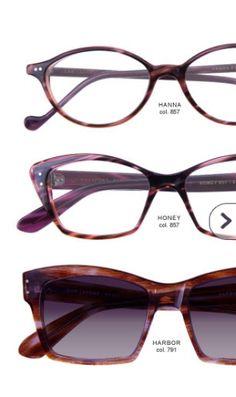 531054bc79 LaFont Reedition - Hanna Honey and Harbor www.winkeyecare.com Eyeglasses