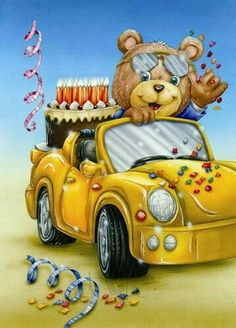 Download Free Funny Happy Birthday Cartoons Images
