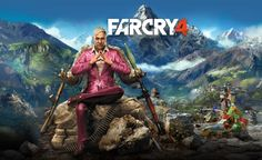 Far Cry's best game to date.