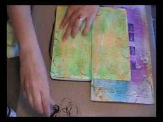 A time lapse video of my July 23d Journal on Monday.  More on my blog: www.france-papillon.com  Thanks for watching and liking
