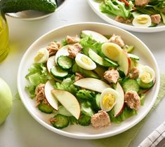 5 salads with avocado that you can& stop preparing - recetas - Love Eat, Avocado Salad, Food Humor, Daily Meals, Creative Food, Meal Planning, Clean Eating, Food Porn, Food And Drink