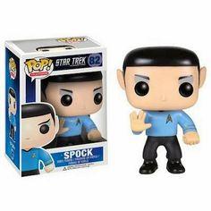 Cabezón Spock de Star Trek | Merchandising Películas