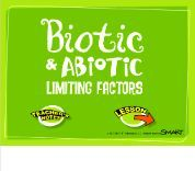 Biotic and abiotic limiting factors