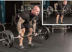 Jim Stoppani's Back-And-Fourth Back Workout - Bodybuilding.com