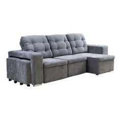 sofá chaise 2 lugares - Pesquisa Google