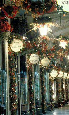 en Londres por Navidad