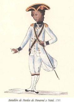 Batallón de Pardos de Panamá y Natá 1785