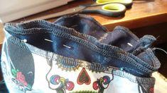 Tuto Blouson Bombers spécial printemps - Demereenfils.com : Blog Couture a quatre mains Blog Couture, Vest, Jackets, Kimono, Fashion, Diy Clothing, Sewing Tips, Blue Fabric, Tutorial Sewing