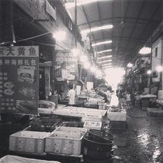 Seafood Market - Shanghai