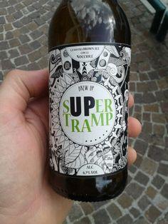 Super Tramp, Brew Up, hazelnut brown ale, Italy