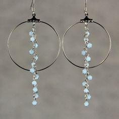Hoop earrings jewelry-bead-stringing-jewelry-tutorials