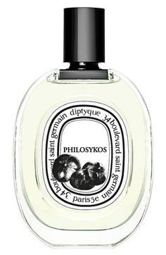 Diptyque Philosykos // Crushed leaves, coconut milk, grey pepper, and woody vetiver give off a strange, unidentifiably fresh sillage. It smells like a tree.