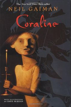 Coraline; the girl read this one in two days. She loved it, she'll probably start it again tomorrow.