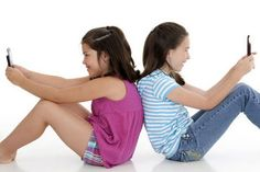 What age do you start?    Like many parents, Luce now sees cellphones as a safe way to let middle-school children develop a sense of independence. But is it really a good idea for preteen children to carry around their own phones?