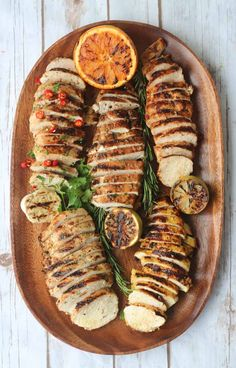 These 5 grilled marinated chicken breast recipes will become your life saver during those busy week nights. I would bet good money that you guys probably have chicken breast sitting in your freezer as we speak. I mean, it's one of those foods we load up on when we get to the grocery store (especially …