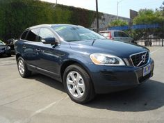 2013 Volvo XC60 3.2 3.2 4dr SUV SUV 4 Doors Caspian Blue Metallic for sale in Culver city, CA Source: http://www.usedcarsgroup.com/used-volvo-for-sale-in-culver_city-ca