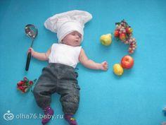 Креативные фотографии младенцев!, картинки для младенцев - на бэби.ру