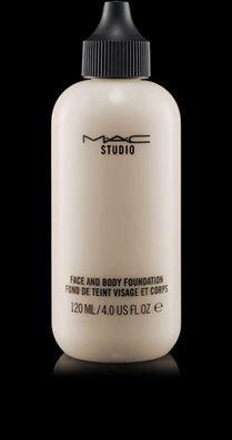 Studio Face and Body Foundation 120 ml